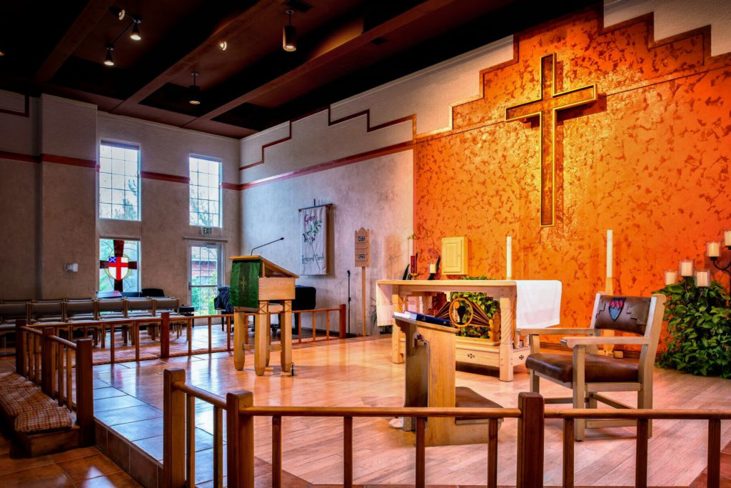 Grace Episcopal Sanctuary
