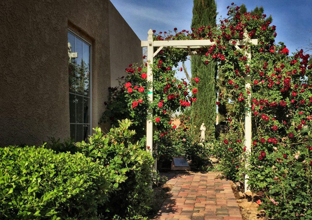 Grace Memorial Rose Garden