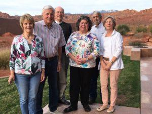 Bishop's Committee Members