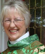 "<font style=""color:#FFFFFF;""><strong>The Rev. Dolores Wiens</strong></br>Retired</font>"