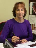 Diane Biniewicz, Administrative Assistant to the Priest